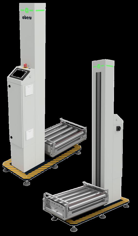 Hub-Lift Kistenlift Hubsäule KLT-List aberu
